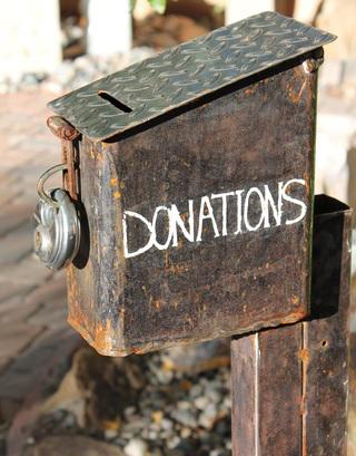 Send a Donation